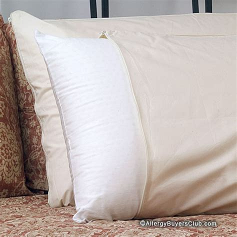 Dust Mite Pillow Cover by Cotton Pillow Covers Cottonfresh Dust Mite