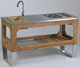 free standing kitchen sink unit outdoor kitchens and
