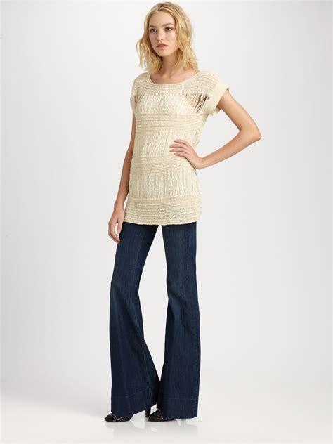 Sweater Ro marc by marc ro ro sweater in beige lyst
