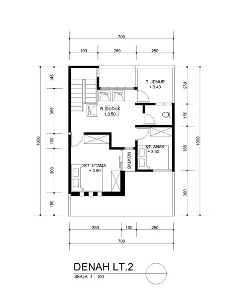 desain dapur 2 x 2 meter planning of buildings desain rumah minimalis mungil 7 x