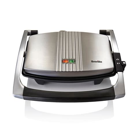 Sandwich Grill Machine by 3 Slice Sandwich Toaster And Panini Maker Vst025 Breville