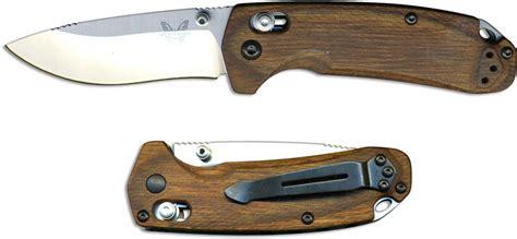benchmade fork review benchmade fork knife dymondwood bm 150312