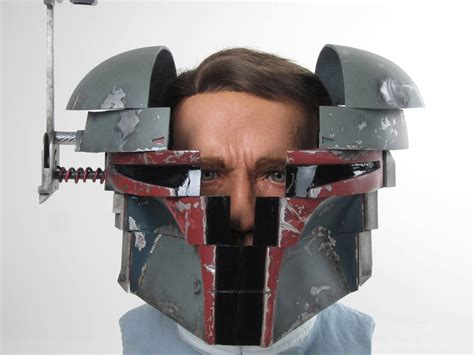 Motorradhelm Forstinger by Boba Recall Wars As You Wish Charity Project