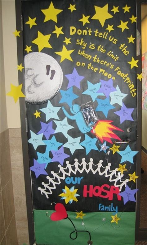 space themed door decorations best 25 space theme classroom ideas on space