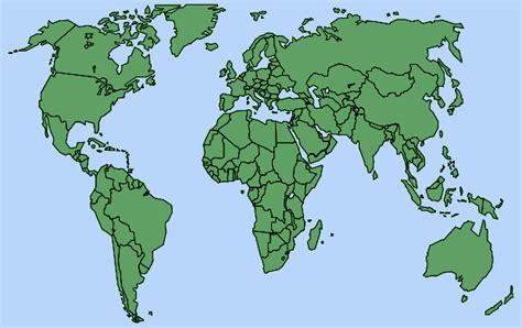 printable world map a2 green blue political world map a2 free world maps