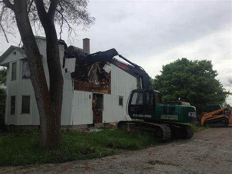 House Demolition Companies by Demolition Will County Il Demolition Contractors