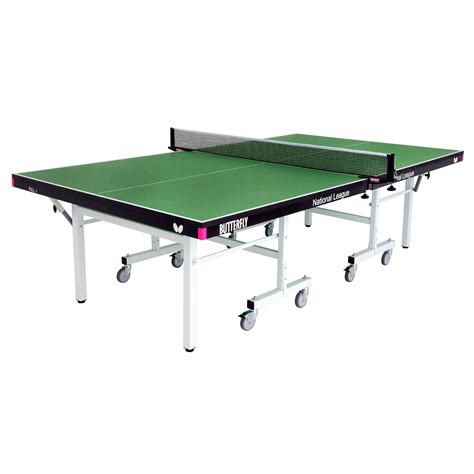 butterfly outdoor rollaway table tennis butterfly national league 25 rollaway indoor table tennis