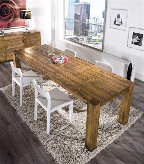 tavolo legno massiccio allungabile tavolo allungabile in legno in promozione scontato 43