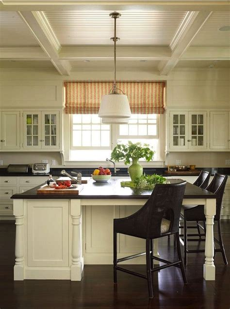 Kitchen Island With Legs How To Choose The Ideal Barstool For Your Kitchen Island