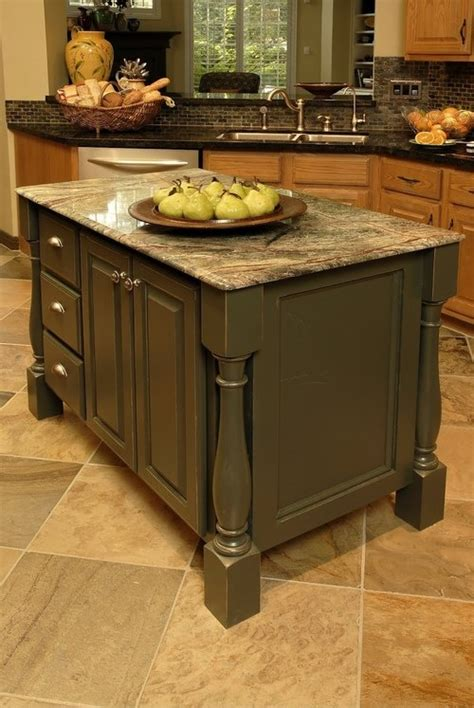 odd shaped kitchen islands an oddly shaped kitchen island