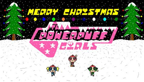 merry christmas powerpuff girls  szemi  deviantart