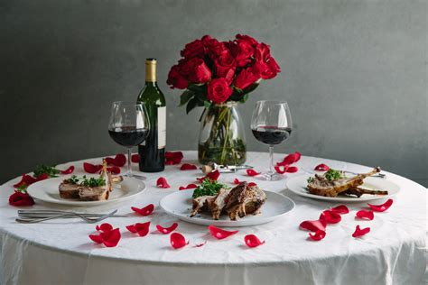 romantic dinners for two a valentine s dinner for two premier meat company