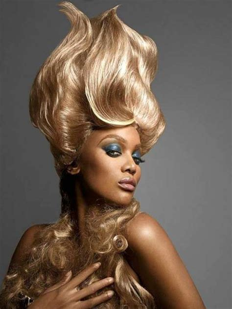 2015 hair models fashion and 2015 extravagant hairstyles fashion and