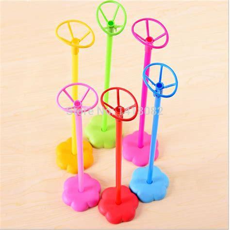 6pcs balloon accessories flower table base balloon stick stand wedding birthday party decoration