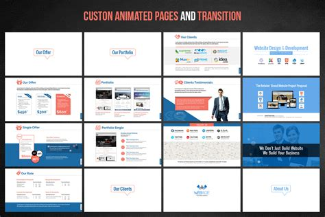powerpoint templates for web pages powerpoint themes and templates image collections