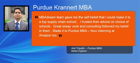 Purdue Mba Application by Best Admissions Consultants Mba Admissions Consultants