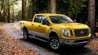 Nissan Truck Toyota Nissan Take Another Swipe At Trucks