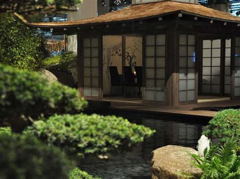 japanisches gartenhaus oasen der ruhe koi teich garten ch
