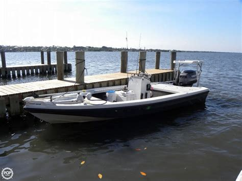 fishing boat for sale in bc 1992 used dolphin 18 backcountry flats fishing boat for