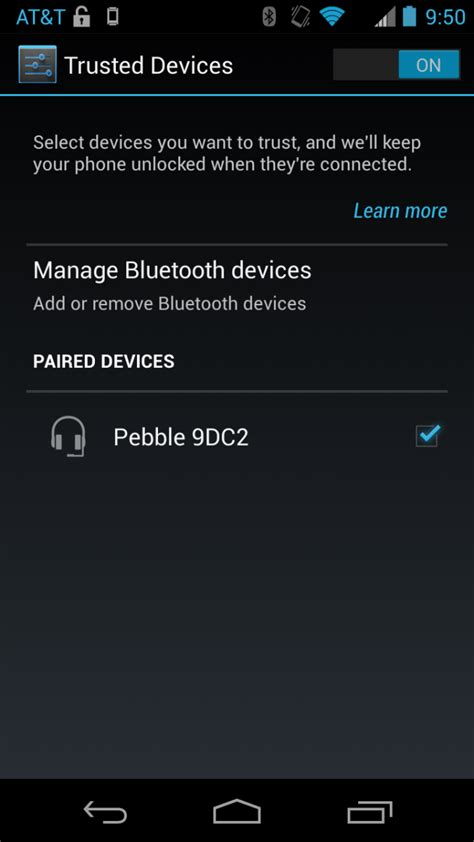 bluetooth update for android trusted bluetooth devices a must for every smartphone going forward android central