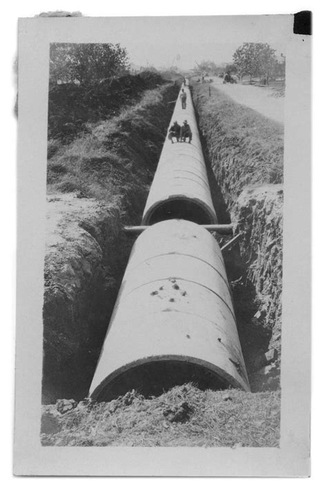 [City Drainage System Projects] - The Portal to Texas History