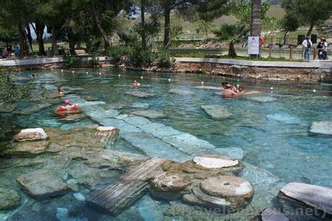Pamukkale Thermal Pools by Pamukkale Daily Tour