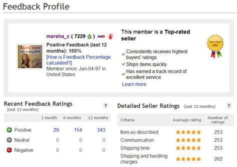 ebay zero feedback buyer how to respond to a buyer s feedback on ebay dummies