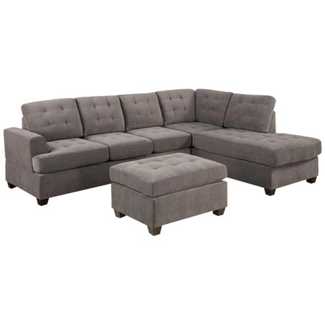 studio sectional red barrel studio old rock reversible chaise sectional