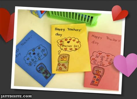 how to make greeting cards for teachers day teacher s day pictures images page 14