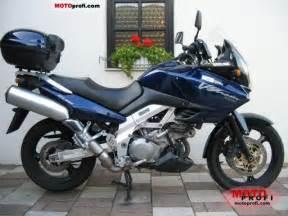 2003 Suzuki V Strom 1000 Review 2003 Suzuki Dl 1000 V Strom Moto Zombdrive