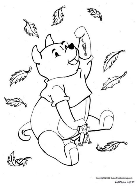 disney autumn coloring pages disney fall coloring pages az coloring pages