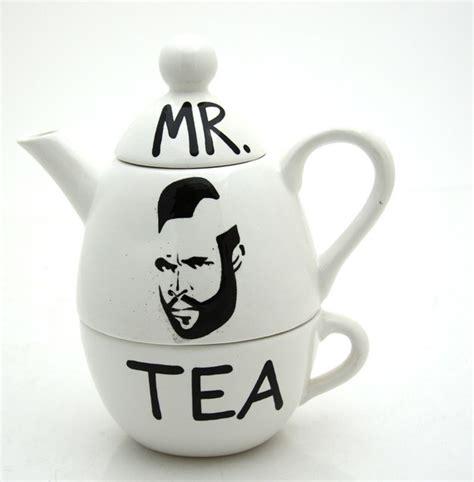 Mr Tea Mr Teh mr tea pot