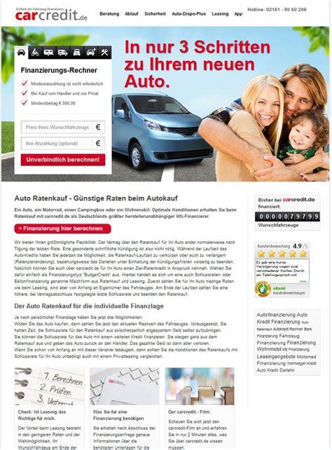 Auto Auf Ratenzahlung by Auto Auf Raten Kaufen So Klappt S Mit Der Ratenzahlung