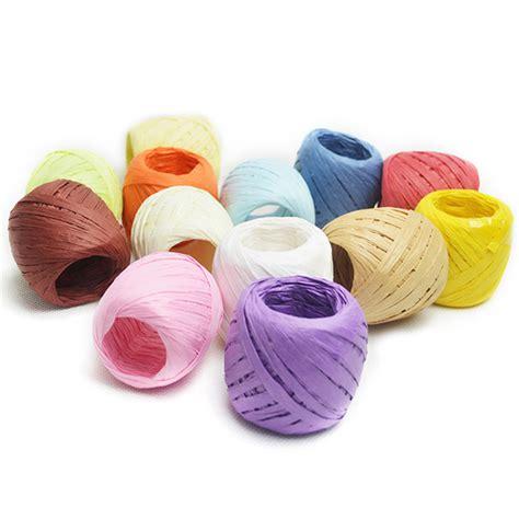 Paper Ribbon Crafts - raffia ribbon crafts promotion shop for promotional raffia