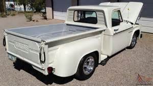 1966 dodge d 100 bed stepside truck