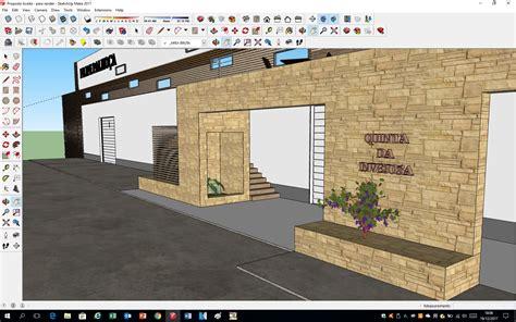 sketchup layout wine wine farm construction design help corner bar