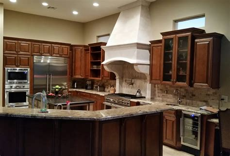 kitchen cabinets phoenix kitchen cabinets phoenix bridgewood designs dark interior