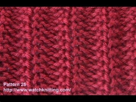 youtube knitting pattern jerseys stitch free knitting tutorials watch knitting