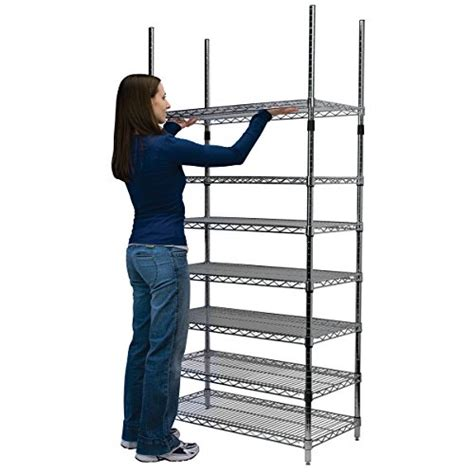 Shelf Tech System Nsf by Akro Mils Awp74upright 74 Inch Nsf Approved Industrial