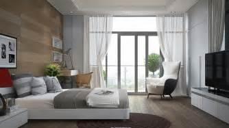 Contemporary bedroom decor interior design ideas