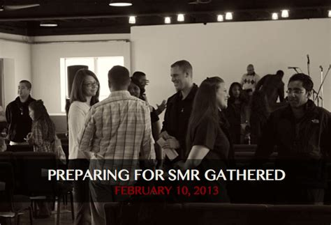 7 Ways To Prepare For February Doldrums by Seven Mile Road Churchpreparing For Smr Gathered February