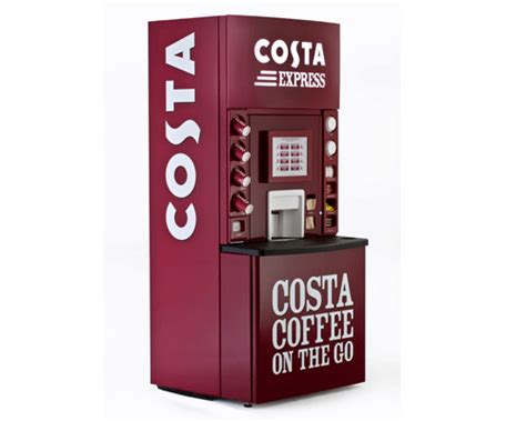 Costa Express concept launches nationwide