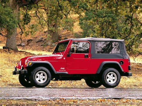 Jeep Tj Unlimited 2004 Jeep Wrangler Unlimited Car Desktop Wallpaper Auto
