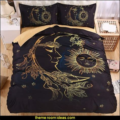 celestial bedding decorating theme bedrooms maries manor celestial moon