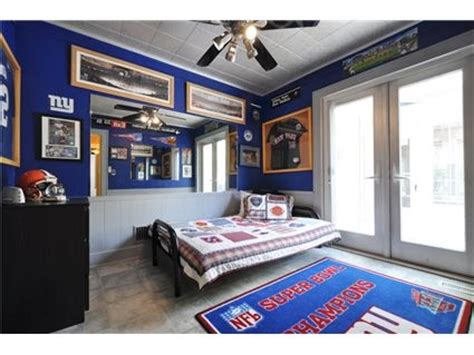 ny giants bedroom new york giants bedroom oh my god i will have this