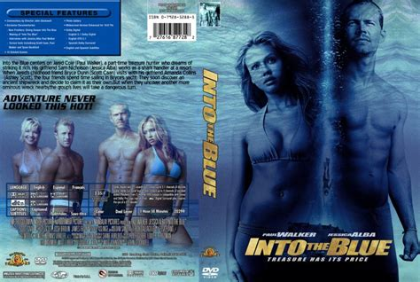 into the blue into the blue dvd custom covers 631into the blue
