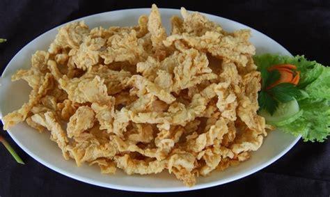 wah   resep jamur crispy  renyah  tahan