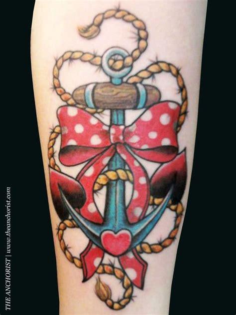 polka dot tattoo designs anchor polka dot anchor with dots