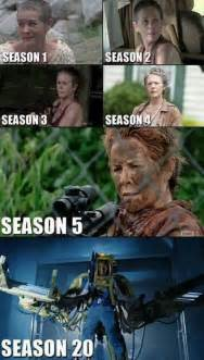The Walking Dead Funny Memes - best memes from season 5 of the walking dead