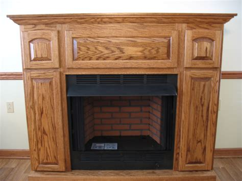 Easy Diy Fireplace Surround by Decorations 1000 Images About Fireplace On